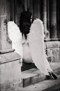 Anděl 008 bw1