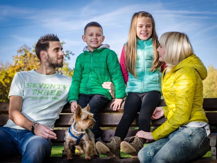 Rodina / Family portraits