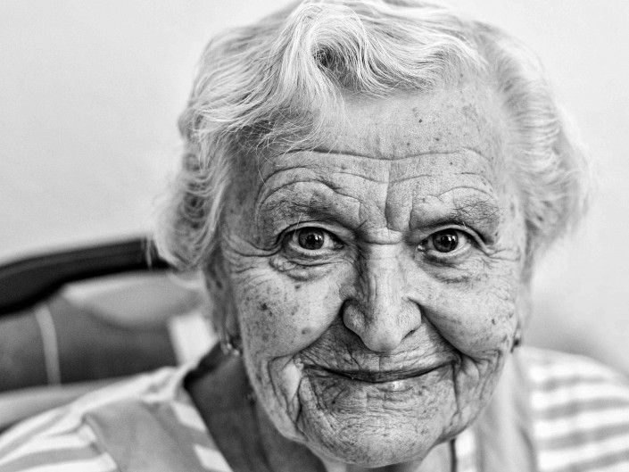 Stáří s grácií